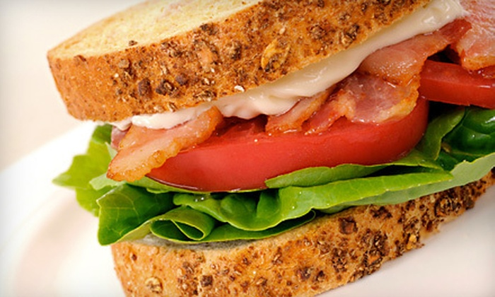 Yorktown Deli - Great Uptown: Sandwich Meal for Two or Four with Sides and Drinks, or a Deli Platter at Yorktown Deli (Up to 52% Off)