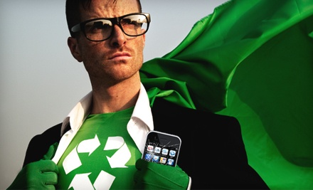 $80 Worth of Cell Phone, iPod, or iPad Repairs or Accessories - Green Screen Teks in North Olmsted