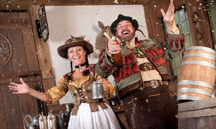 Texas Renaissance Festival - Todd Mission: $18 for One Saturday and One Sunday Pass to the Texas Renaissance Festival in Plantersville (Up to $35 Value)