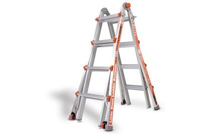 Little Giant 17Ft. Multi-Use Ladder
