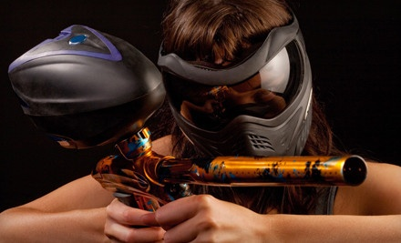 All-Day Paintball Admission and Gear Rental for 2 People - NVP Paintball in Rochester