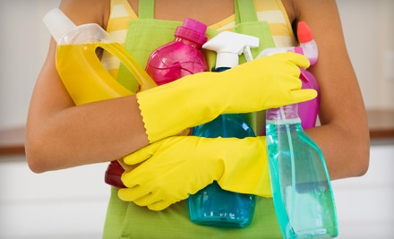 2-Hour Residential Cleaning Service (a $110 Value) - Servium Cleaning in