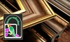 Frames Unlimited - South Windemere: $50 for $110 of Custom Framing at Frames Unlimited