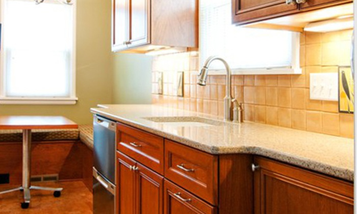 Castle Building and Remodeling - Multiple Locations: Bathroom-, Kitchen-, Basement-, or Attic-Remodeling Design Packages from Castle Building and Remodeling (Up to 76% Off)