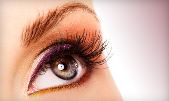 Nails by Rubie - Danville: $79 for Flared Eyelash Extensions at Nails by Rubie in Danville ($250 Value)