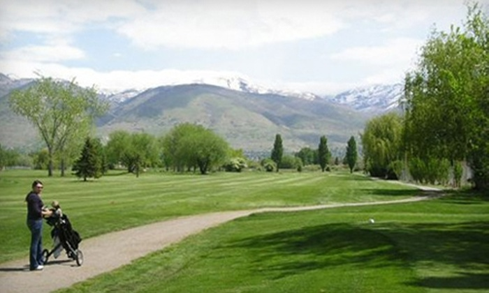 Lakeside Golf Course - West Bountiful: Golfing Package for Two or Four Players at Lakeside Golf Course in West Bountiful