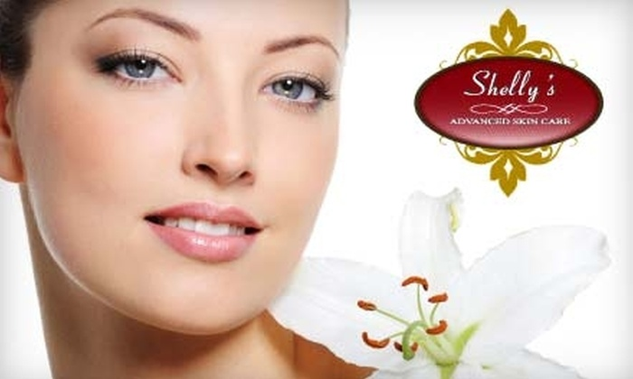 Shelly's Advanced Skin Care - Flower Mound: $40 for an Age-Defense Facial and an Eyebrow Wax at Shelly's Advanced Skin Care in Flower Mound ($105 Value)
