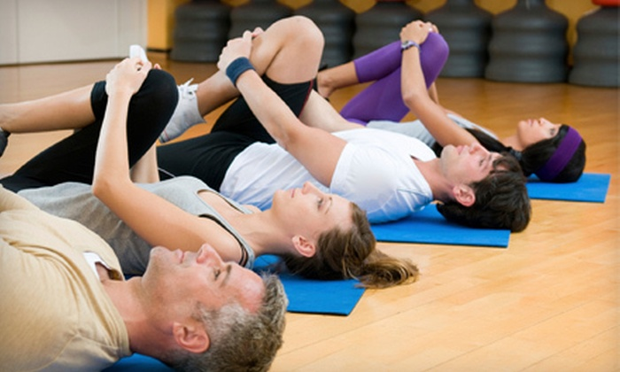 Snap Fitness - South River Heights: 10 or 20 Yoga Classes at Snap Fitness (Up to 71% Off)