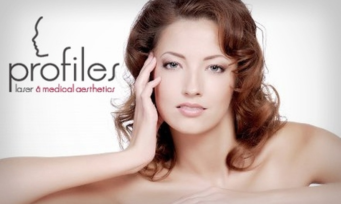 Profiles Laser and Medical Aesthetics - Hendersonville: $59 for an Oxygenating Facial and Microdermabrasion Treatment at Profiles Laser and Med Aesthetics ($150 Value)