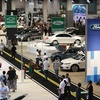 $4 for Auto-Show Admission