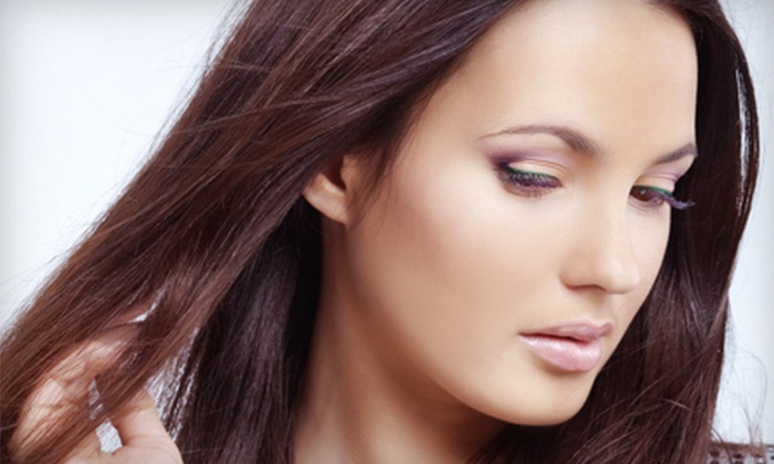 Luisa's Salon and Spa - Lago Vista: $99 for a Brazilian Blowout at Luisa's Salon and Spa in Lago Vista ($250 Value)