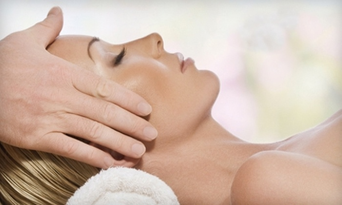 Mee Skin Care - Richmond Hill: $69 for Hydrating Facial, Sea-Salt Body Scrub, and Hot-Stone Massage at Mee Skin Care in Richmond Hill ($208 Value)