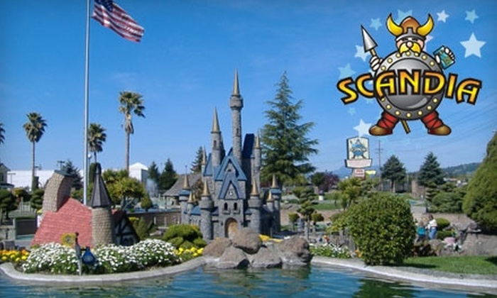 Scandia Family Fun Center - Rohnert Park: $12 for 250 Points at Scandia Family Fun Center ($25 Value)