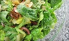 Market Organics - Byward Market - Parliament Hill: $10 for Meal for Two with Sandwiches and Soup or Salad at Market Organics (Up to $20.96 Value)