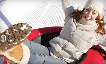 2 Hours of Snow Tubing for 2 on Thu. or Fri. - Mountain Creek in Vernon