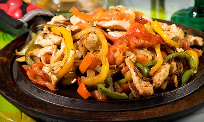 Ay! Jalisco Restaurant - Washington DC: Mexican Meal with Margaritas for Two or Four at Ay! Jalisco Restaurant in Gaithersburg (Up to 53% Off)