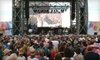 Cavendish Beach Music Festival - Cavendish: Entry to Cavendish Beach Music Festival on Thursday, July 7, through Sunday, July 10. Four Options Available.