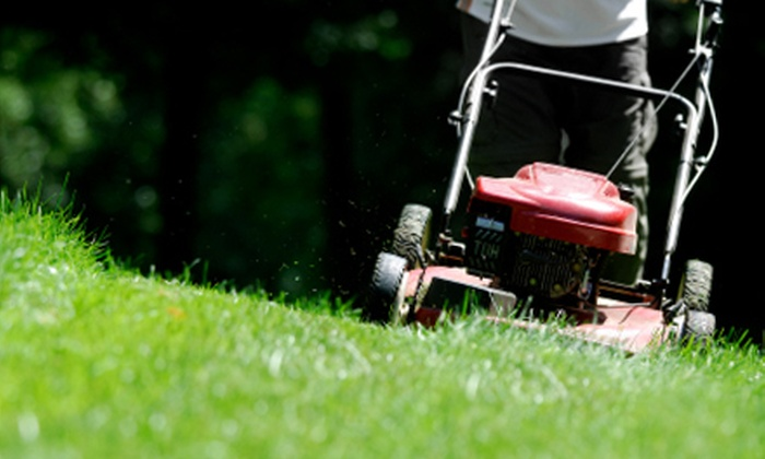 Jack of All Trades - Jackson: $50 for Lawn-Care Services from Jack of All Trades ($100 Value)
