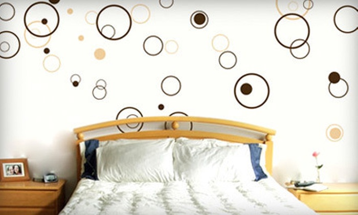 Dali Decals: $10 for $30 Worth of Wall Decals and Custom Canvases from Dali Decals