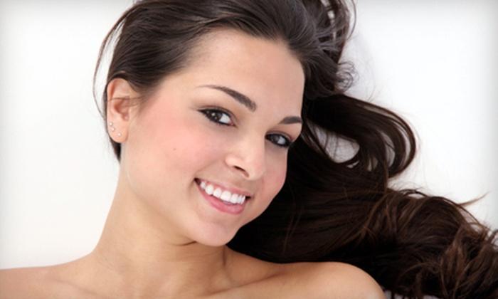 Studio U Salon & Spa - Sandy Ridge: 1, 3, 6, or 12 Eyebrow or Lip Waxes at Studio U Salon & Spa in Waxhaw (Up to 58% Off)