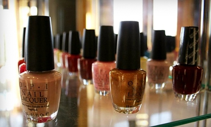 Pauline's NailSpa - Kent: $25 for $50 Worth of Nail and Spa Services at Pauline's NailSpa in Des Moines