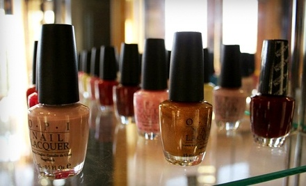 $50 Groupon to Pauline's NailSpa - Pauline's NailSpa in Des Moines