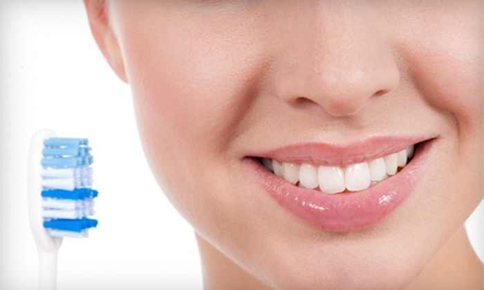 Cornerstone Dentistry - Irvine Technology Center: $1,399 for Clear Dental Braces and Checkups at Cornerstone Dentistry in Irvine ($3,995 Value)