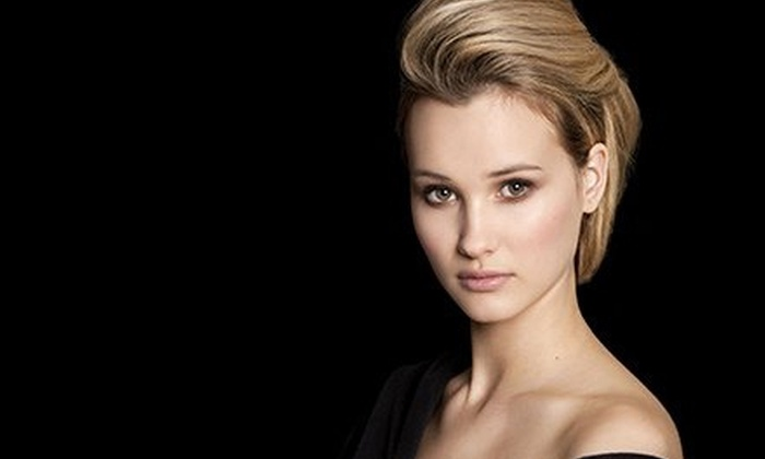 Red Market Salon - West Village: $60 for Haircut, Deep-Conditioning Treatment, and Blowout at Red Market Salon ($185 Value)
