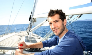 Blue Dream: Corso per la patente nautica a vela o motore e lezioni pratiche con uscite in mare (sconto fino a 82%)