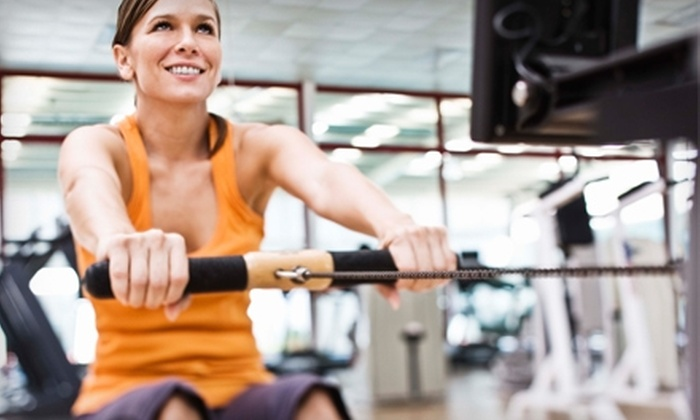 Anytime Fitness - Lansing: $49 for Two-Month Membership Including Unlimited Tanning at Anytime Fitness ($109.98 Value)
