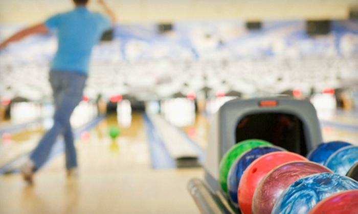 Paragon Lanes Bowling Center - Burton Heights: Three-Game Bowling Outing with Shoe Rental for Two, Four, or Six at Paragon Lanes Bowling Center (Up to 58% Off)