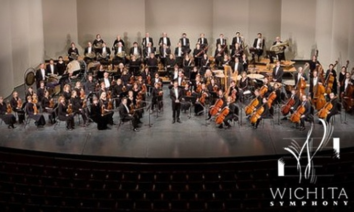 Wichita Symphony Orchestra - Downtown Wichita: $17 for One Ticket to the Wichita Symphony Orchestra ($34 Value). Choose from Multiple Shows and Dates.