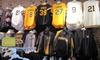 Wrigleyville Sports/The Pittsburgh Fan/The Philly Team Store - Pittsburgh: $15 for $30 Worth of Sports Fan Gear at The Pittsburgh Fan