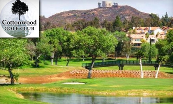 Golf Courses of San Diego