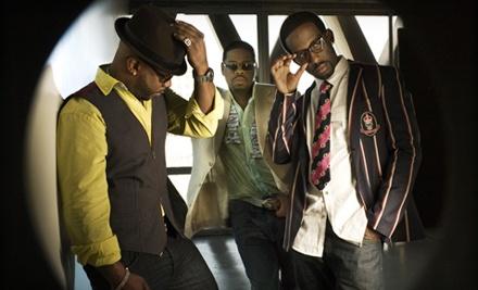 Boyz II Men presented by 100 Black Men of Charlotte on Fri., Nov. 4 at 8PM: Mezzanine Section Rows E-N - Boyz II Men in Charlotte