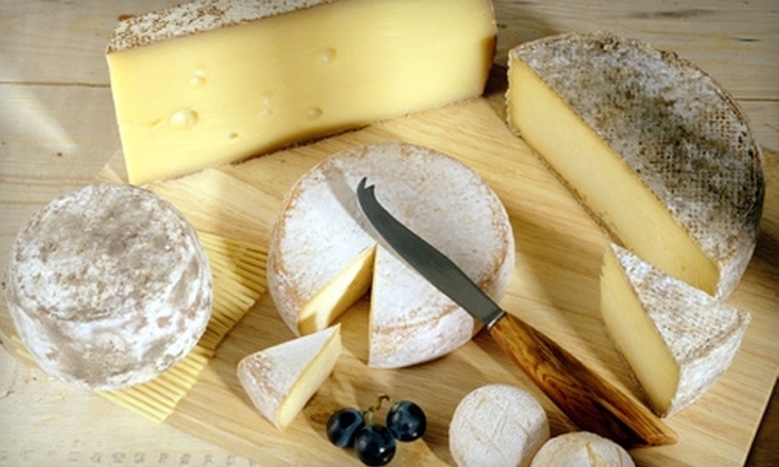 Daniel's Cheese and Deli - Fiddlesticks: $10 for $20 Worth of Gourmet Cheese, Dips, and Sandwiches at Daniel's Cheese and Deli