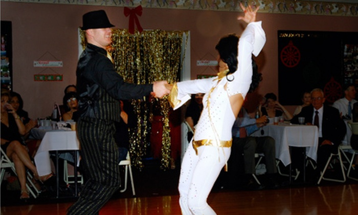 Club Internationale' - South Side: Social-Dance Package or Four-Hour Studio Rental at Club Internationale'