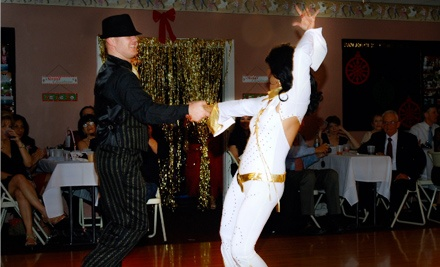 Club Internationale': 1 Social-Dance Package Including 3 Private Lessons, 2 Group Lessons, and 1 Practice Party - Club Internationale' in Corpus Christi