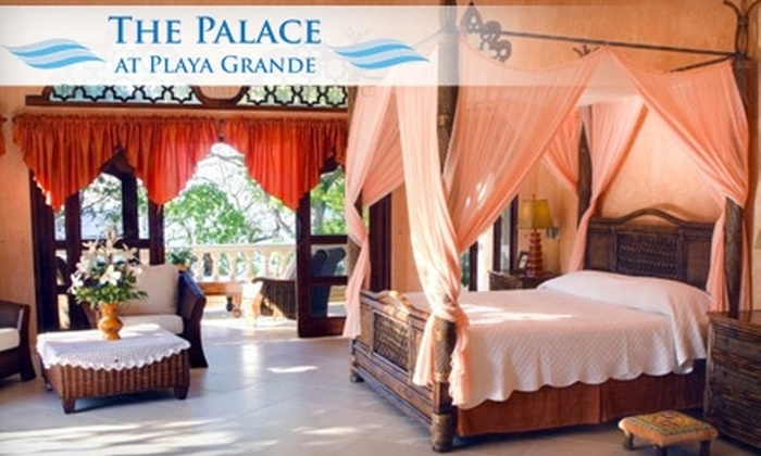 The Palace at Playa Grande - New York City: Up to 61% Off Getaway Package to The Palace at Playa Grande in the Dominican Republic. Choose from Two Options.