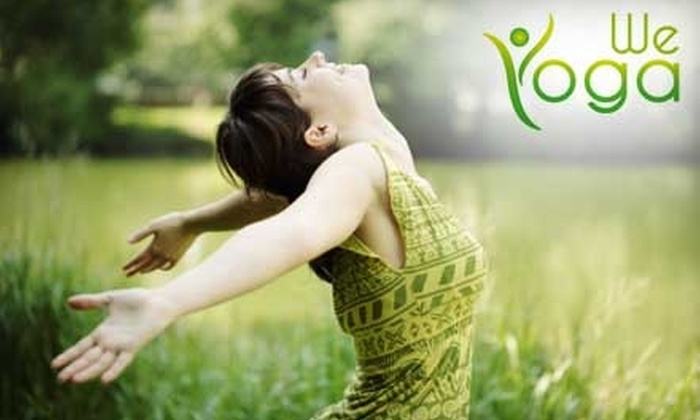 We Yoga - Butchertown: $24 for a 10-Class Pass at We Yoga