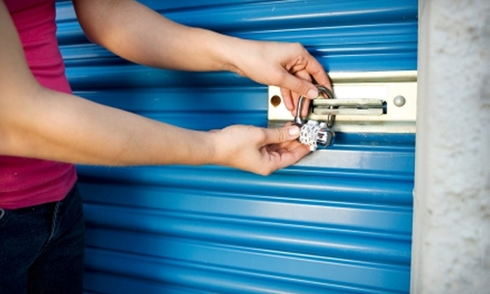 StarKey Self Storage - Foley: $60 for a Three-Month 5'x10' Storage-Unit Rental from StarKey Self Storage in Foley (Up to $120 Value)