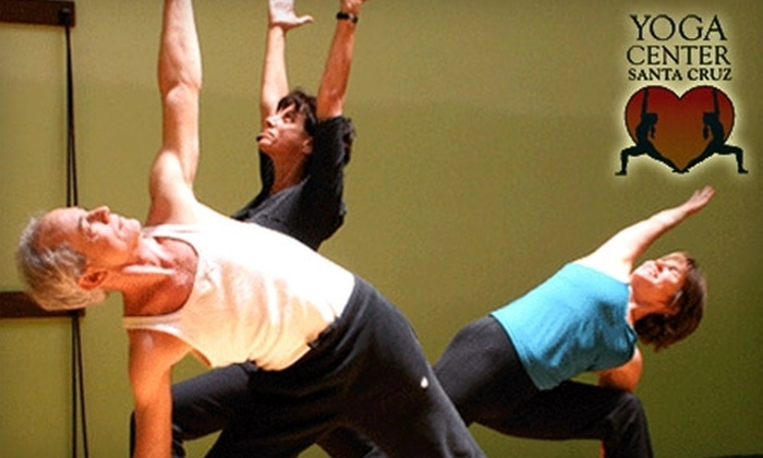 Yoga Center Santa Cruz - Downtown Santa Cruz: $30 for Introduction to Yoga Series, Six Drop-In Classes, or One Private Lesson at Yoga Center Santa Cruz (Up to $75 Value)