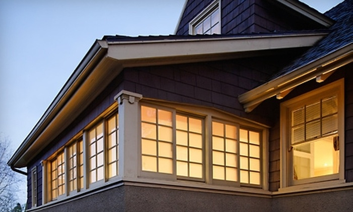 Raneri and Long Building Specialties - Core-Columbia: $299 for Window and Gutter Maintenance from Raneri and Long Building Specialties (Up to $950 Value)