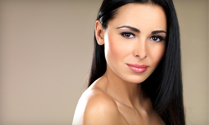 Raw Image Salon - North Davis: $99 for a Brazilian Keratin Hair-Smoothing Treatment at Raw Image Salon ($250 Value)