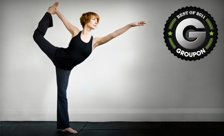 5 Yoga Classes (a $70 value) - Sisters Yoga in Fresno