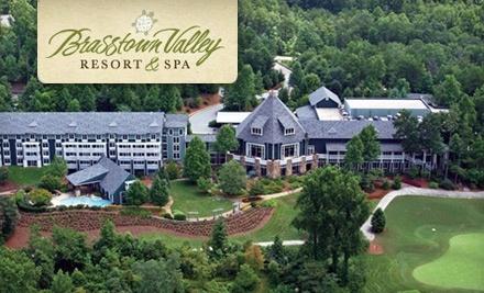 Brasstown Valley Resort & Spa - Brasstown Valley Resort & Spa in Young Harris