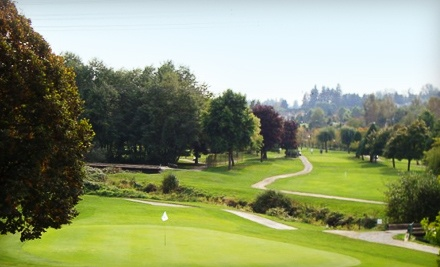 Eaglequest Coyote Creek Golf Course - Eaglequest Coyote Creek Golf Course in Surrey