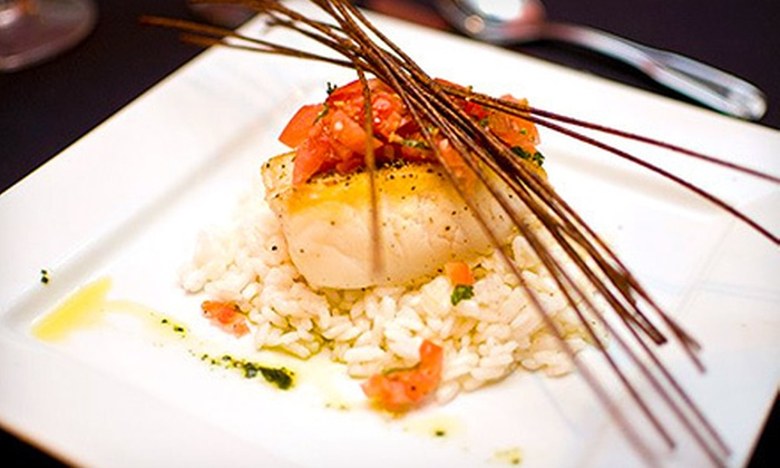 Decanter Restaurant and Wine Bar - Parker Square: Prix Fixe Dinner for Two or Four or $20 for $40 Worth of New American Cuisine at Decanter Restaurant and Wine Bar