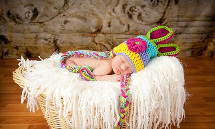 Jackie Boyd Photography - Little Chute: $45 for Studio Portrait Session and Three Prints at Jackie Boyd Photography