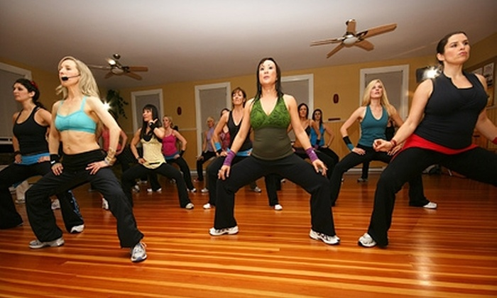 Base Lounge - Downtown: $30 for One Month of Unlimited Yoga Classes at Base Lounge ($75 Value)